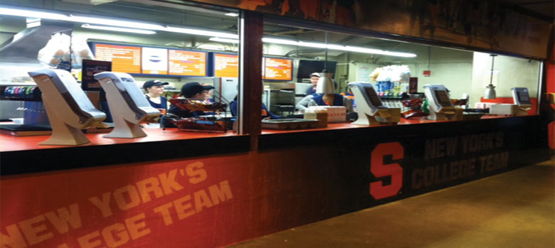 Carrier Dome Concessions