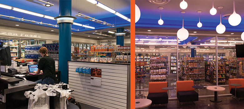 Food Works store interior