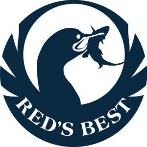 Red's Best Fresh Fish Logo