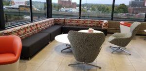 Lounge in Brockway Dining